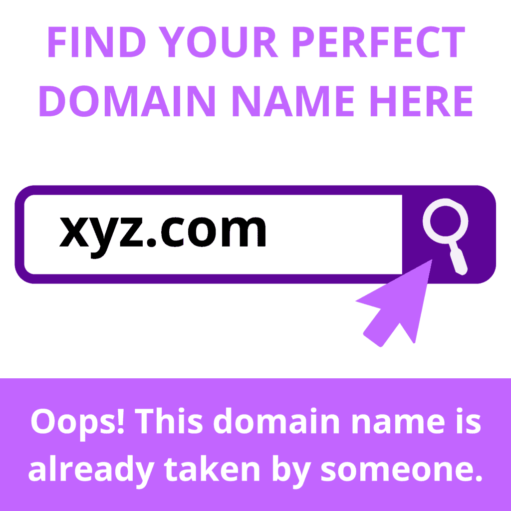 parked domain