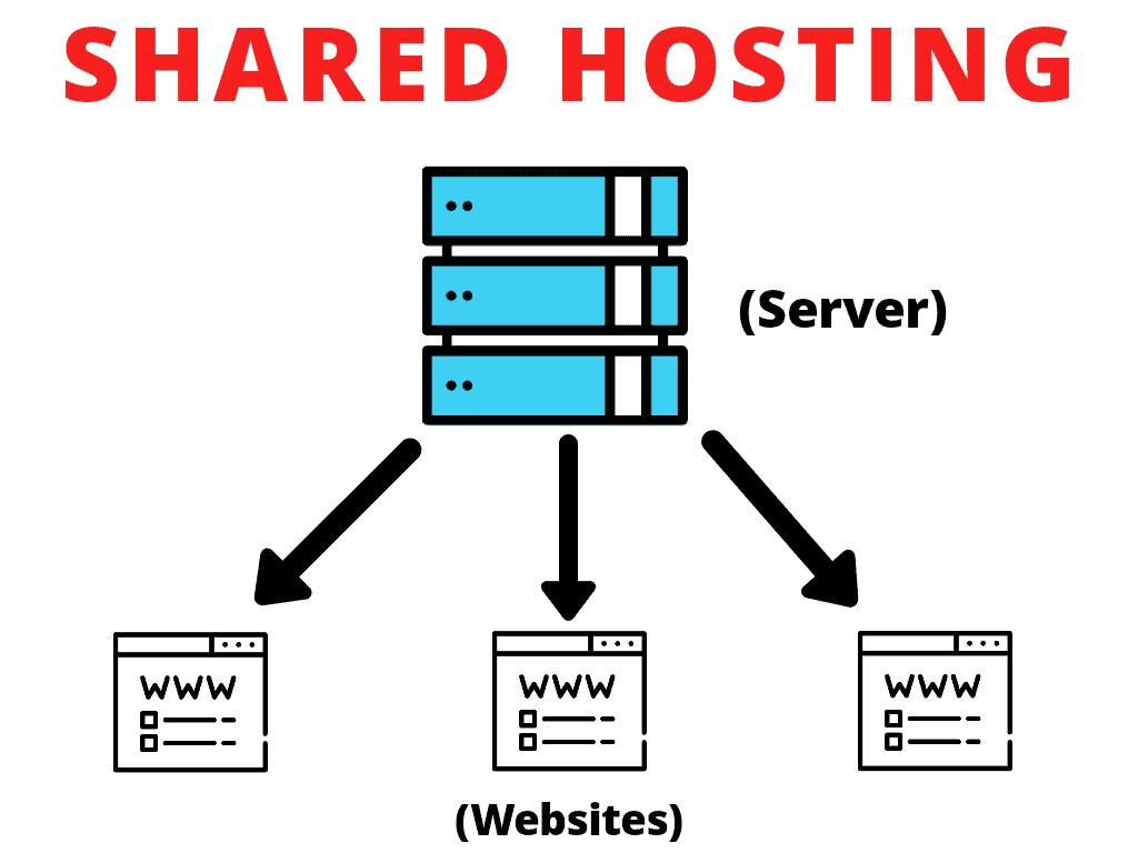 shared hosting websites