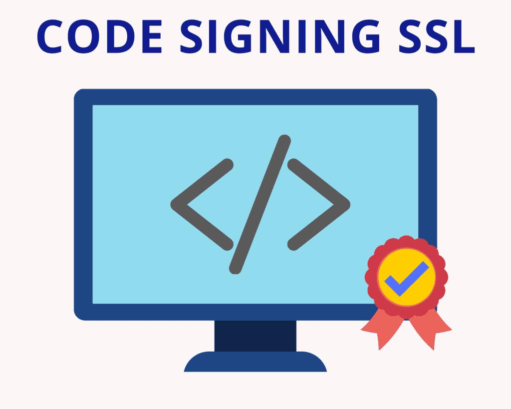 code signing ssl