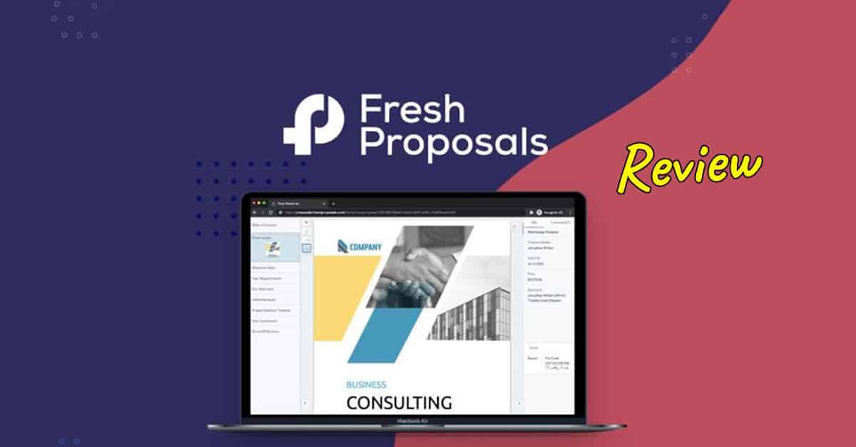 fresh proposals review