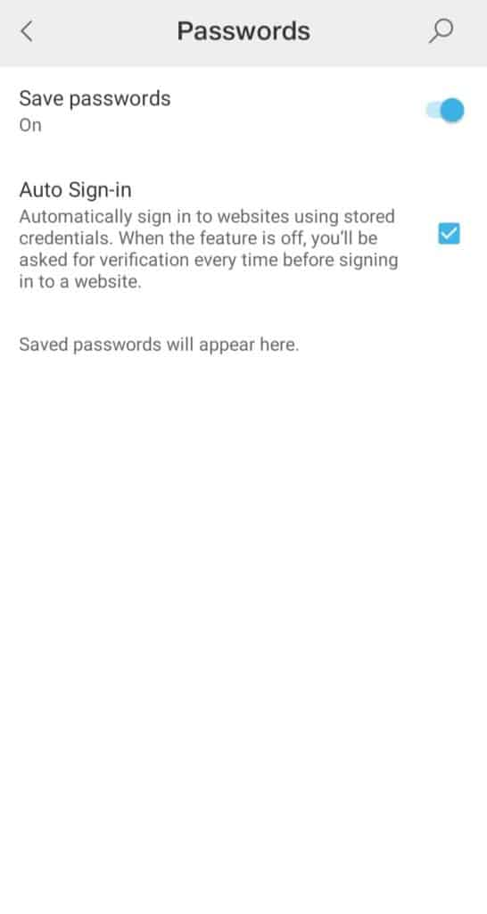 jio pages passwords manager
