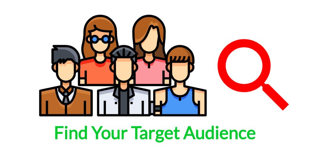 blog find target audience