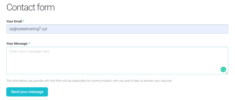 pcloud support