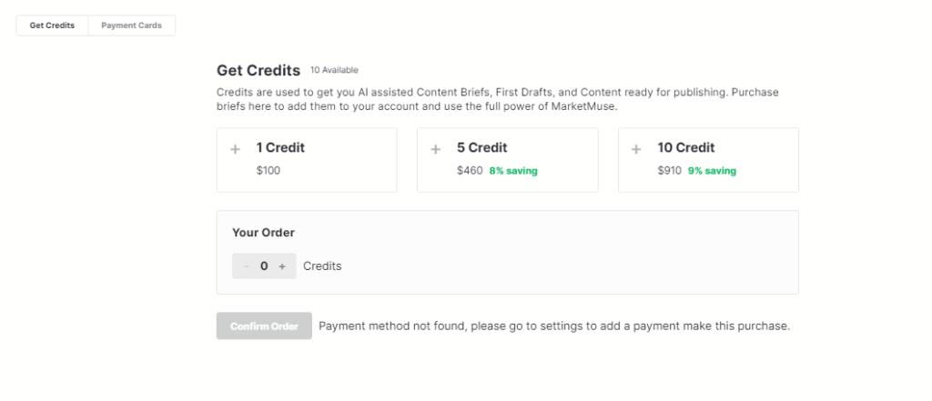 MarketMuse credits