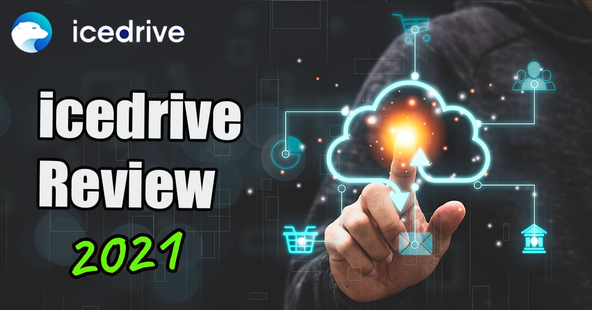 icedrive review