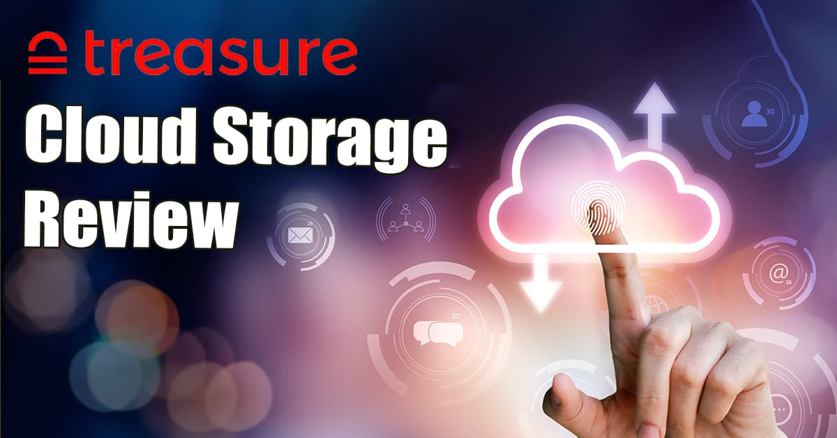 treasure cloud storage