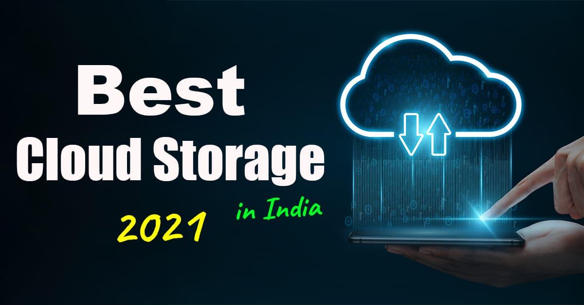 best cloud storage in india