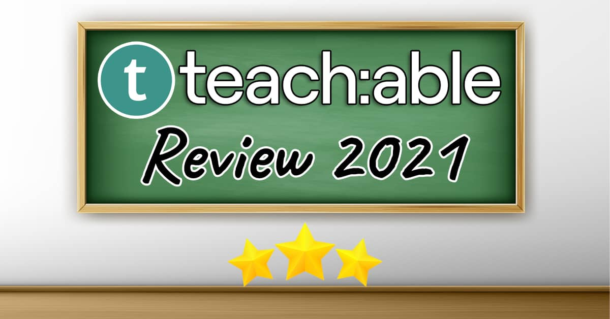 teachable review 2021
