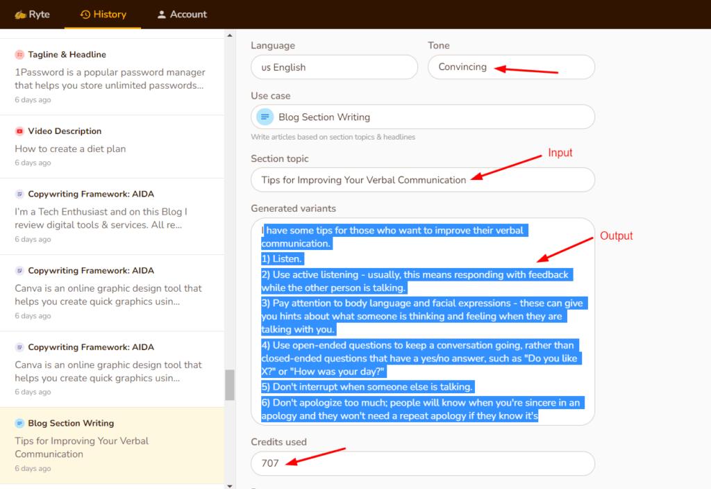 Blog Section variant 3