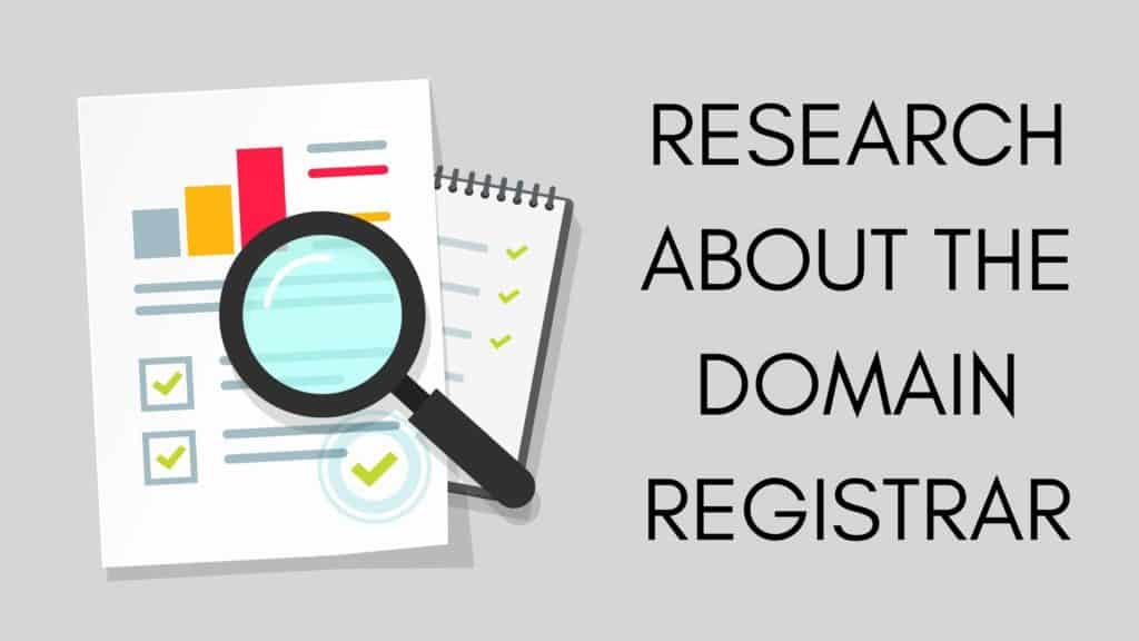 Research about Domain Registrar