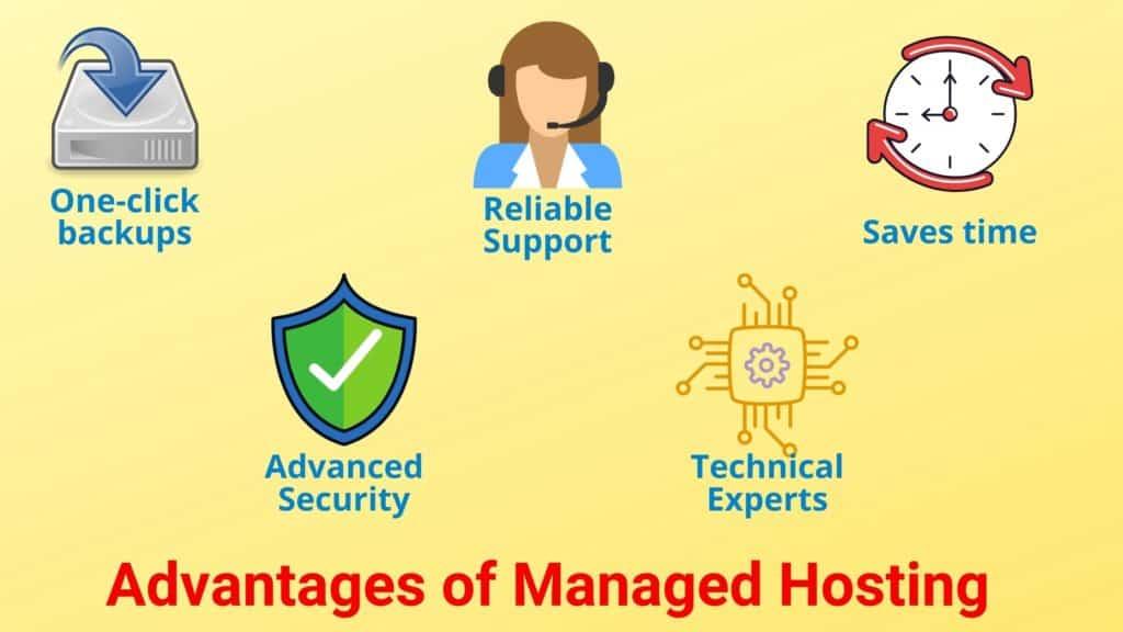 Advantages of Managed Hosting