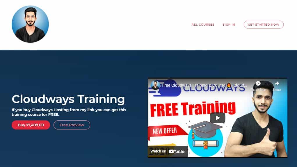 Cloudways Training Program